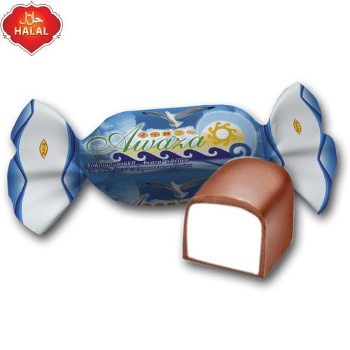 Конфеты «Аваза» глазированные шоколадом